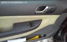 Tapaciri Škoda Fabia 1