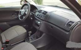 Tapaciri Škoda Roomster