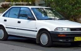 Toyota Corolla kompletan auto u delovima