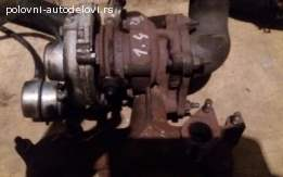 Turbina Škoda Fabia 2 1.4 TDI
