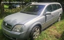 Vektra C karavan POLOVNI DELOVI 1.9 cdti 110kw