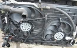 Ventilator hladnjaka Škoda Fabia 1