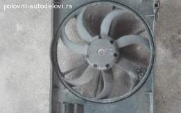 Ventilator hladnjaka Škoda Roomster