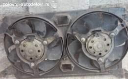 Ventilator hladnjaka za Alfu 147-156 1.9-2.4 JTD