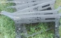 Vezni lim Škoda Roomster