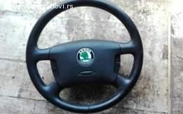Volan Škoda SuperB