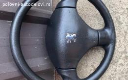 Volan za Peugeot 206