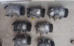 Volkswagen kompresori klime