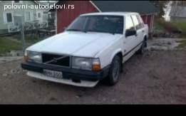 Volvo 740 delovi POVOLJNO