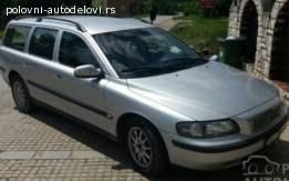 Volvo v70s60s80 Delovi i limarija