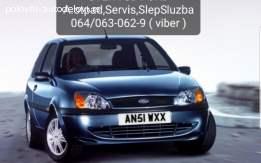 Vrata Ford Fiesta