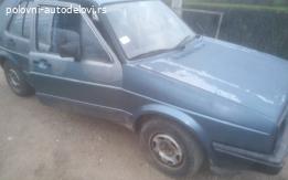 VW Golf 2 (1987) u delovima. . .