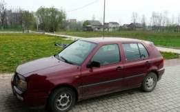 VW Golf 3 1.6B Delovi