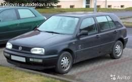VW Golf 3 1.9D Delovi