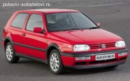 VW Golf 3 u delovima