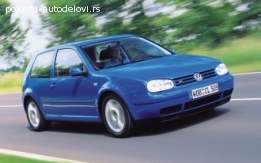 VW Golf 4 1.8T Delovi