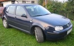 VW Golf 4 1.9 SDI
