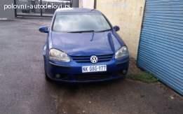 VW Golf 5 1.6 FSI Delovi
