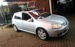 VW Golf 5 2.0 FSI Delovi