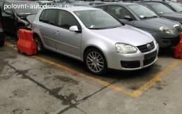VW GOLF 5 komplet delovi