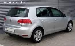 VW Golf 6 1.6 TDI Delovi