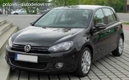 VW Golf 6 2.0 TDI Delovi