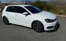 VW Golf 7 2.0 TDI Delovi