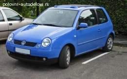 VW Lupo 1.4 TDI 1998. god Delovi