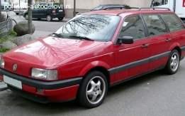 VW Passat B3 kompletan auto u delovima