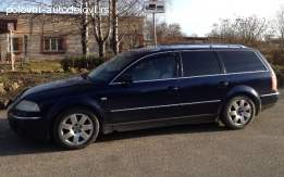 VW Passat B5.5 2.5 TDI