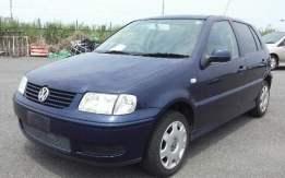 VW Polo 1.4 TDI 2001. god Delovi
