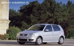 VW Polo 1.4B 1998. god Delovi