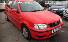 VW Polo 1.4B 2002. god Delovi