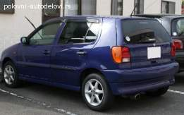 VW Polo 1.9 TDI 1997. god Delovi