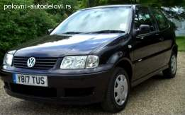 VW Polo DELOVI