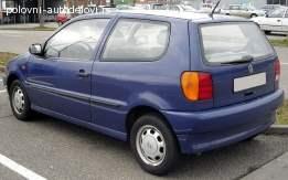 VW Polo kompletan auto u delovima