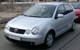 VW POLO POLOVNI DELOVI
