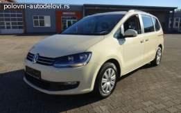 VW SHARAN 2.0 TDI 103 KW KOMPLET DELOVI