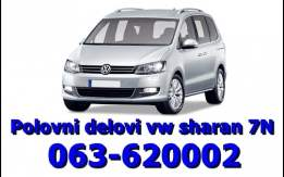 Vw Sharan 2013 god 2.0 tdi