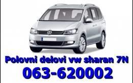 VW SHARAN 2013 GOD 2.0 TDI