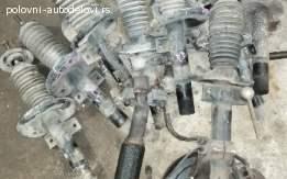 VW SHARAN amortizeri i opruge