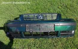 VW Sharan branik u zelenoj boji