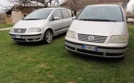 VW Sharan Kompletan auto u delovima (1996-2007)