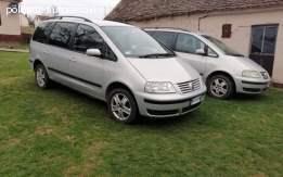 VW Sharan sve vrste delova 1996-2007