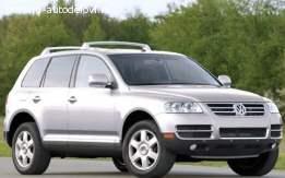 VW Touareg 2.5 R5 2005.god Delovi