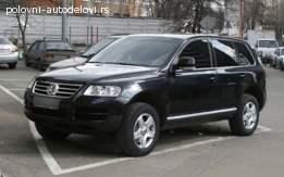 VW Touareg 3.2B 2007. god Delovi