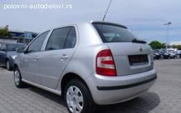 Zadnji branik Škoda Fabia 1