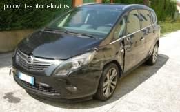 Zafira C Polovni Delovi 1.6 ecoM turbo
