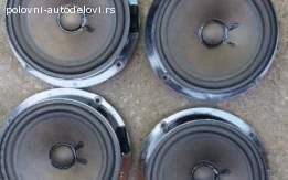 Zvučnici Škoda Fabia 2